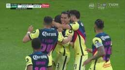 ¡Gol agónico! Jorge Sánchez por fin pudo vencer a Camilo Vargas