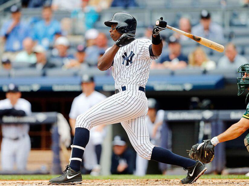 Oakland Athletics v New York Yankees