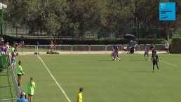 Canteranos de MLS se imponen en tanda de penales a la sub-20 de Chivas Guadalajara