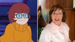Erika Buenfil se pone a bailar al ritmo de 'Scooby Doo Papa' y enamora con su look de Vilma Dinkley