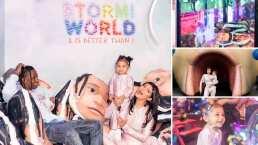 Stormi World: Así fue el majestuoso cumpleaños de la hija de Kylie Jenner