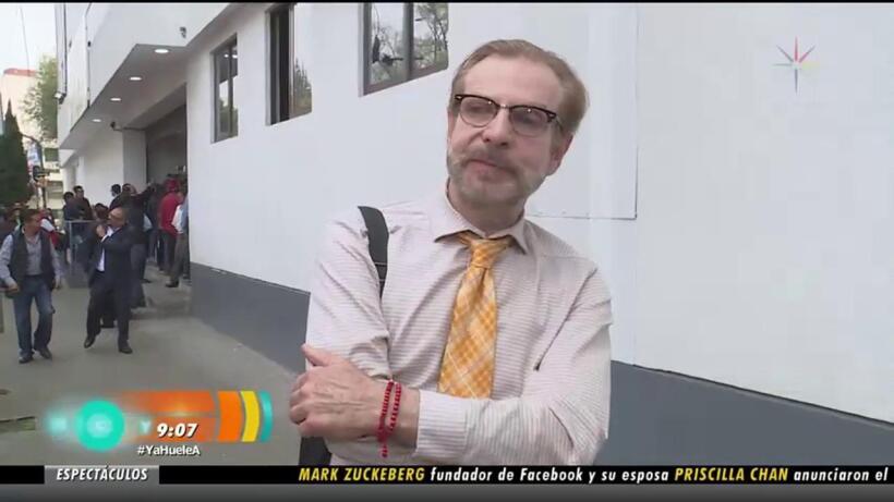 Alejandro Tomassi se someterá a pruebas psicológicas