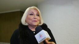 Estela Núñez dejó de pedirle a la Virgen de Guadalupe, dice que ahora es momento de agradecer