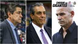 Desde su último título liguero: los 14 técnicos de Cruz Azul