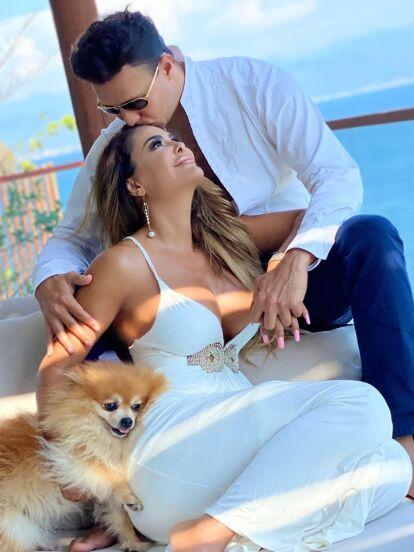 Larry Ramos, esposo de Ninel Conde, fue arrestado por el FBI el pasado 16 de abril en la ciudad de Miami, Florida, luego de que varias personas, entre ellas Alejandra Guzmán, lo acusaran y demandaran por fraude millonario.