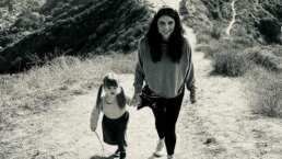 Aislinn Derbez y su hija Kailani provocan ternura al aparecer juntas haciendo yoga