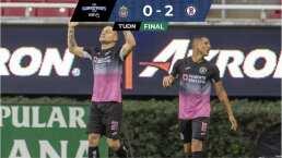Cruz Azul recupera olfato y a su goleador para derrotar 0-2 a Chivas