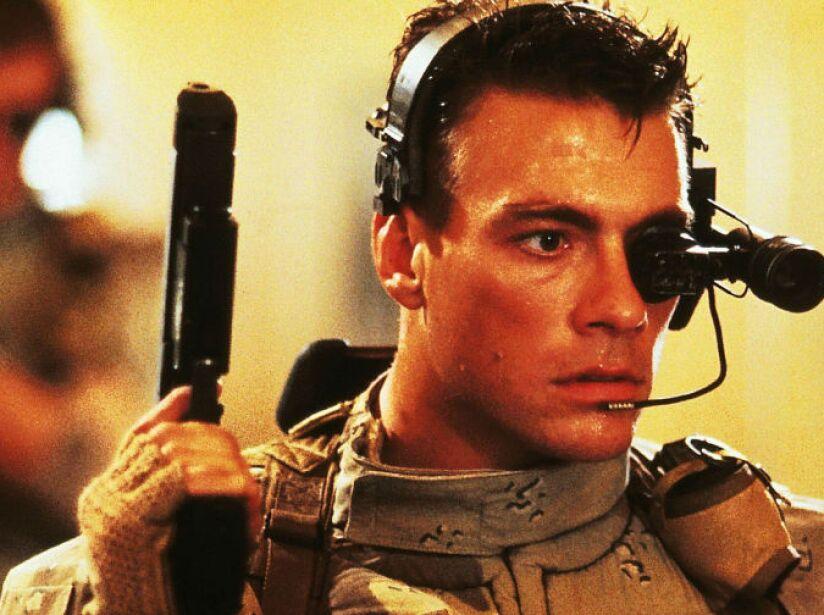 Jean Claude Van Damme, nacido el 18 de octubre de 1960, es experto en artes marciales. ¡Amamos Universal Soldier!