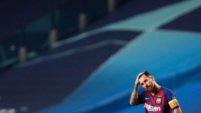 Messi ya no es jugador de un solo equipo
