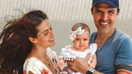 'Ella lo sabe': Bebé de Claudia Álvarez reacciona a los halagos que le dice su papá, Billy Rovzar