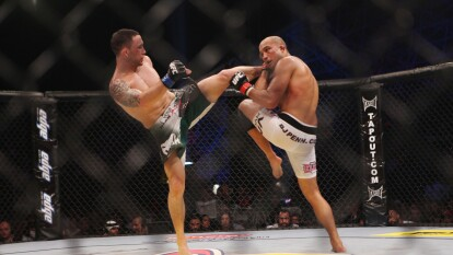 La UFC se llevará a cabo en Abu Dhabi y Yas Island ha sido el lugar escogido. Excéntrico, pero le mejor lugar para el evento.