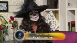 Carmita Laboy Silencio contagioso – Noviembre 01