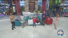 Leo Herrera llena de ternura la mañana en su debut como conductor en el programa Hoy: ¡Contagió con su baile a todos!