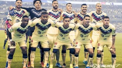 Club América cuenta se coloca en el número uno con 12.2 millones de vistas.