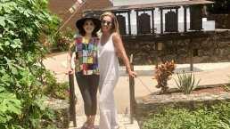 Rocío Sánchez Azuara pide oraciones para su hija, quien se encuentra gravemente hospitalizada