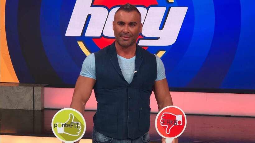 Fit police con Diego Di Marco | Hoy | Las Estrellas TV