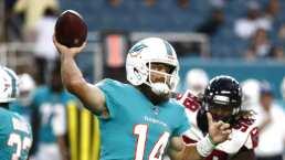 El reto de los Dolphins y Ryan Fitzpatrick