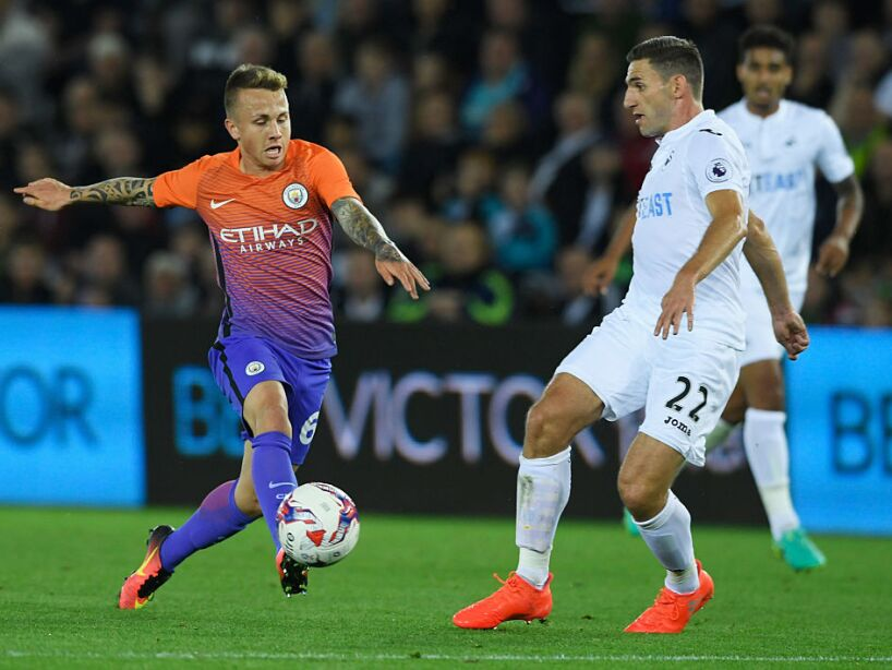 Swansea City v Manchester City - EFL Cup Third Round