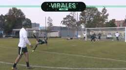 ¡Merece el Puskas! Daniela Flores marca golazo con América Femenil