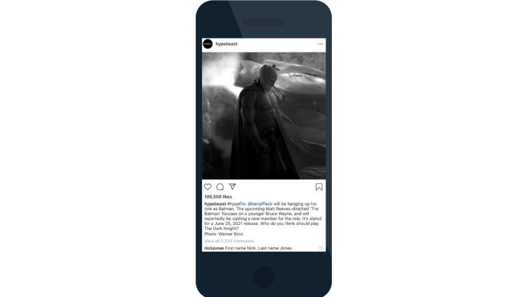 Instagram @hypebeast.