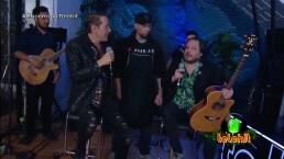 La Lupita celebra las posadas con 'La Banda Borracha'