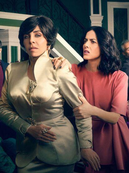 La segunda temporada de 'La Casa de las Flores' abordará la muerte de 'Virginia de la Mora', personaje interpretado por Verónica Castro.