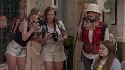 Así fue como 'Gaby' se convirtió en guía de turistas en 'Una familia de diez'
