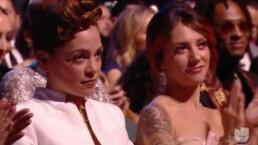 Así reaccionó Natalia Lafourcade al triunfo de Maluma en los Latin Grammy