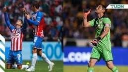Chivas y Cruz Azul, con esperanza de entrar a liguilla