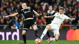 El Real Madrid se echó para atrás en el fichaje del neerlandés