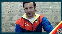 Santiago Solari exculpa a los árbitros y al VAR