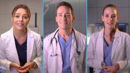 Los actores de Médicos Línea de Vida comparten sus experiencias más memorables en los hospitales