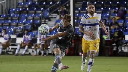 Almeyda y los SJ Earthquakes se despiden del MLS is Back | Minnesota United apaleó a los del timonel argentino 1-4 y avanzan a las semifinales del certamen.