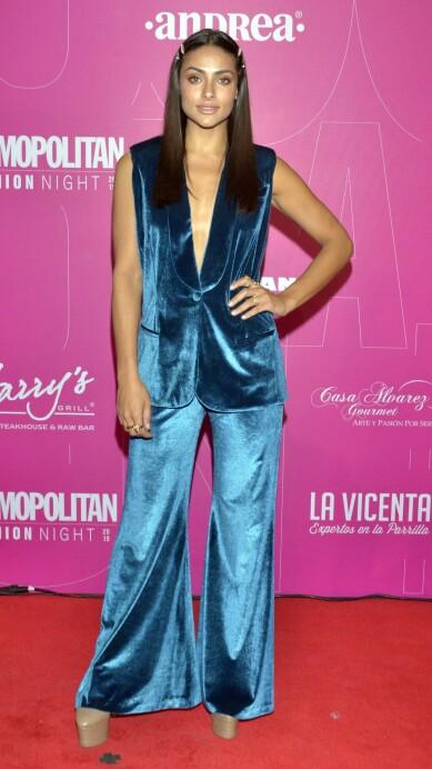 23 Mejor vestidas durante la alfombra roja del Cosmopolitan Fashion Night 2019