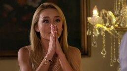 ¡Así reaccionó Montserrat por la muerte de su padre!