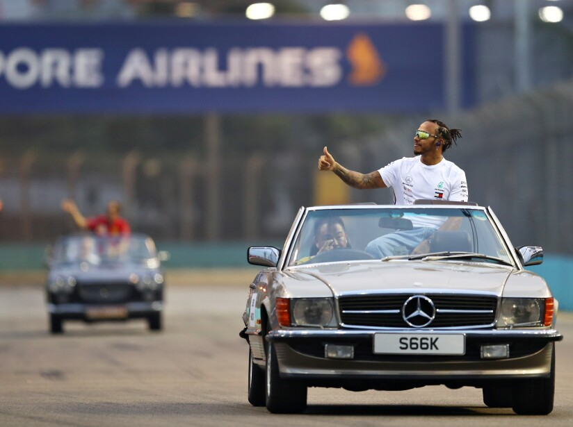 F1 Grand Prix of Singapore