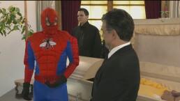 SKETCH: El funeral de Stan Lee