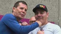 """Chávez 'bullea' al Travieso: """"Estás todo gordo y te voy a pegar una c&1g4"""""""