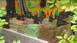 ¡Conoce el Bazar verde!