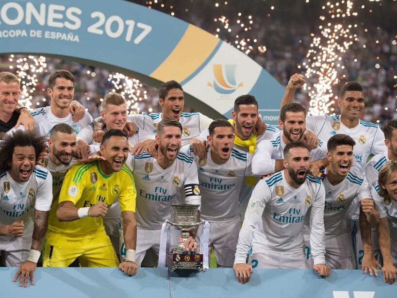 Real Madrid v FC Barcelona - Supercopa de Espana: 2nd Leg