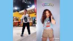 Leo Herrera y Thalía protagonizan el dúo de baile más divertido en todo TikTok