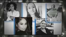 Una protesta contra el feminicidio: Este es el origen del challenge en blanco y negro