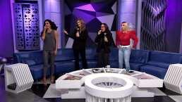 'Montse y Joe' se llenan de abrazos con Susana Zabaleta, Shanik Berman y Mónica Noguera