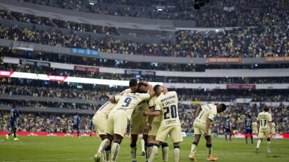 América vence a Monarcas Morelia 2-0, con goles de Ibarra y Viñas; es finalista.