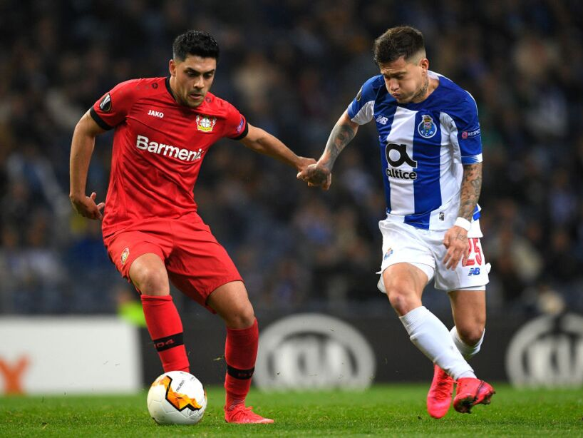 FC Porto v Bayer 04 Leverkusen - UEFA Europa League Round of 32: Second Leg