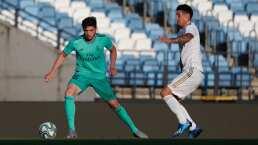 El Real Madrid realizó 'simulacro' previo al regreso de La Liga