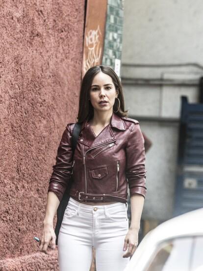 """En el primer capítulo de """"Rubí"""", pudimos ver al personaje interpretado por Camila Sodi como una universitaria capaz de todo con tal de lograr sus objetivos."""