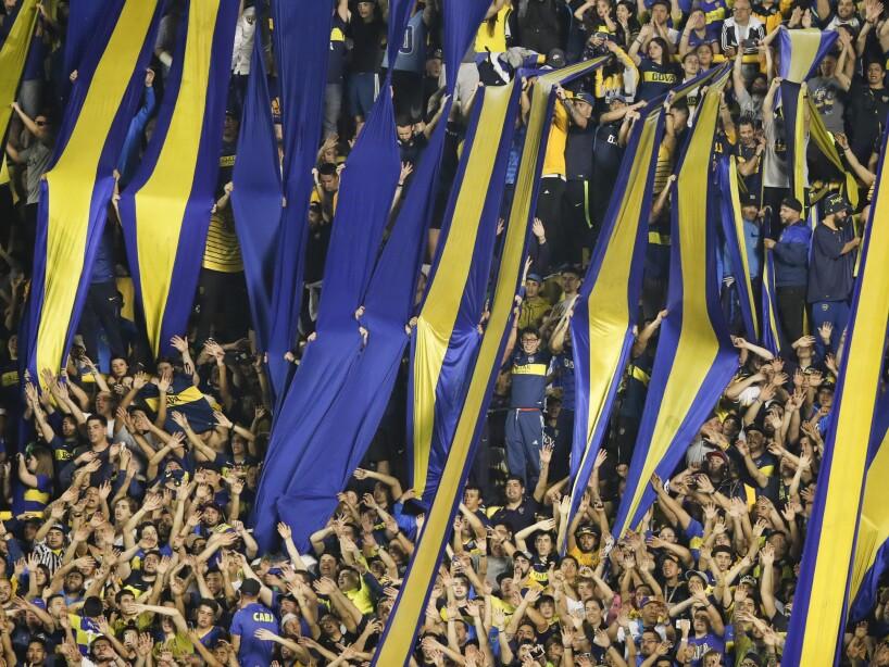 Argentina Ecuador Soccer Copa Libertadores