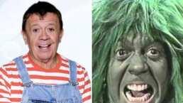 Chabelo interpretó a Hulk y le catafixiaron unos guamazos