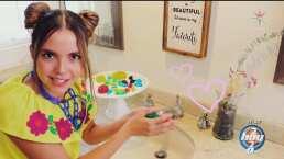 ¿Cómo hacer divertidos jabones de gelatina con productos naturales?